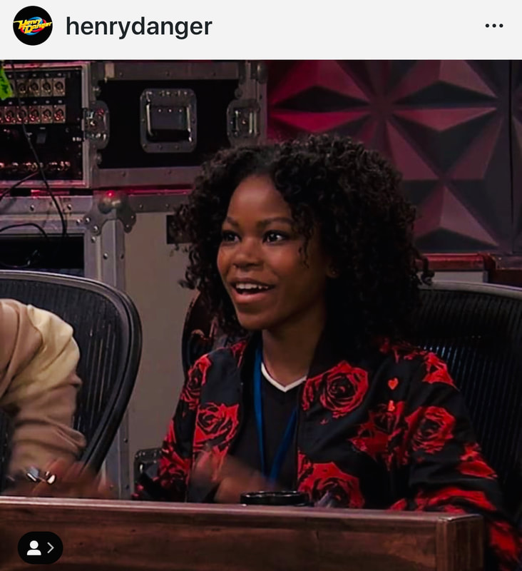 Charlotte from Henry Danger is our SUPERHERO! #BHM